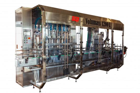 Volumass 2-in-1 volumetric weighing monoblock filling and capping (копия)