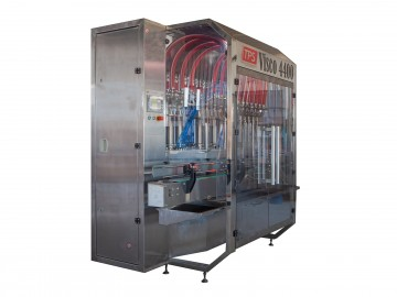 Glass packaging line