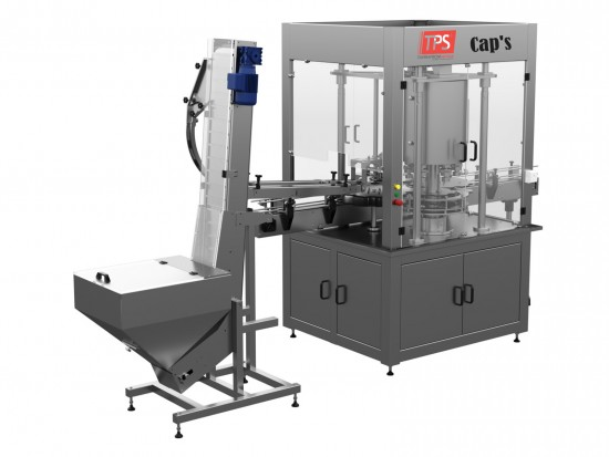 Automatic capping machines CAP