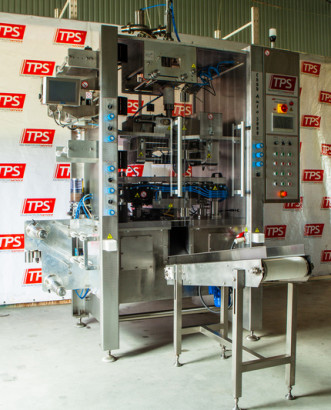 """Successful delivery of the Automatic machine for filling ice cream in """"CHAB"""" -type packaging to the PrAT """"Lviv Cold Storage"""""""